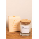 Candela Aromatica (200 gr) Words Collection, immagine in miniatura 4