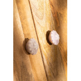 Set di 2 maniglie in ceramica Flowe, immagine in miniatura 3