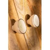 Set di 2 maniglie in ceramica Joney, immagine in miniatura 2
