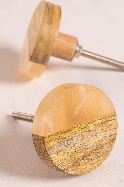 Set di 2 maniglie Arleia, immagine della galleria 1