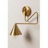Lampada da parete Fleka Gold, immagine in miniatura 2