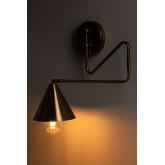 Lampada da parete Fleka Gold, immagine in miniatura 3
