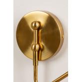 Lampada da parete Fleka Gold, immagine in miniatura 5
