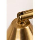 Lampada da parete Fleka Gold, immagine in miniatura 6
