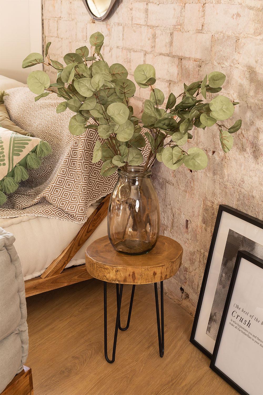 Tavolino Kolej in legno naturale, immagine della galleria 1