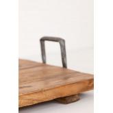 Supporto in legno riciclato Baka, immagine in miniatura 6