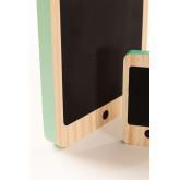 Set Tablet e cellulare in legno Gamis Kids, immagine in miniatura 2