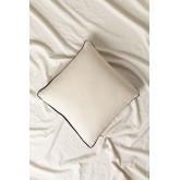 Cuscino con ricamo in cotone (45x45 cm) Falbus, immagine in miniatura 2