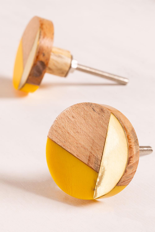 Set di 2 maniglie Ozzy, immagine della galleria 1