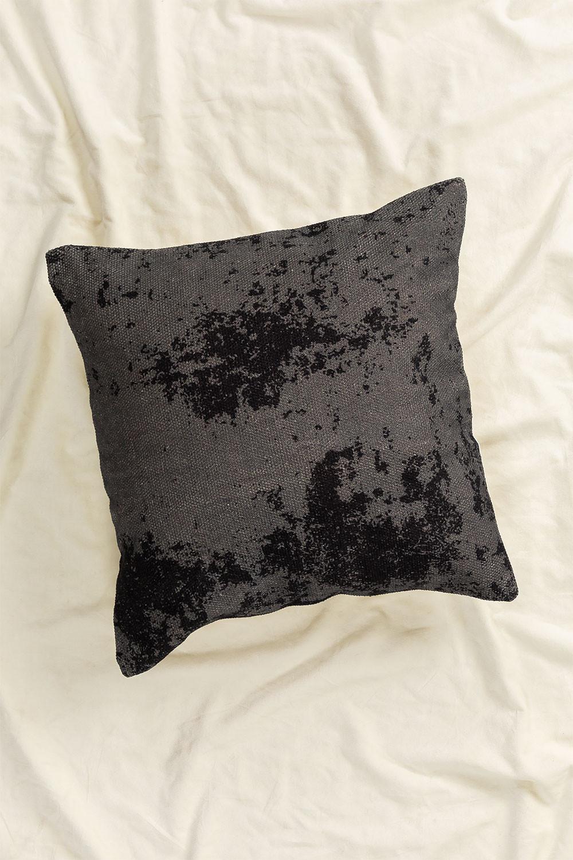 Cuscino quadrato in cotone (50x50 cm) Tak, immagine della galleria 1