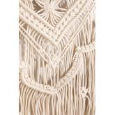 Arazzo con mensola a muro in cotone Beep, immagine in miniatura 4