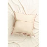 Cuscino quadrato in cotone (50x50 cm) Pyki, immagine in miniatura 2