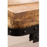 Tavolino con vassoi estraibili  (104x66,5 cm) Lohmi, immagine in miniatura 6