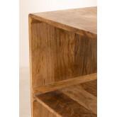 Scaffale in legno di mango Yaris , immagine in miniatura 5