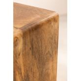 Scaffale in legno di mango Yaris , immagine in miniatura 6