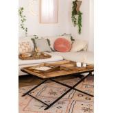 Tavolino con vassoi estraibili  (104x66,5 cm) Lohmi, immagine in miniatura 2