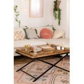 Tavolino con vassoi estraibili  (104x66,5 cm) Lohmi, immagine in miniatura 1