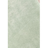 Pack 4 sgabelli medi in velluto a coste Glamm, immagine in miniatura 4