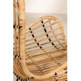 Sedia in Rattan Domba, immagine in miniatura 5