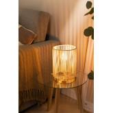 Lampada da tavolo Khumo Bamboo, immagine in miniatura 2