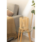 Lampada da tavolo Khumo Bamboo, immagine in miniatura 1