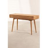 Consolle in legno di teak Menfis, immagine in miniatura 3