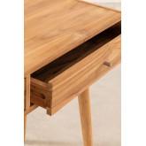Consolle in legno di teak Menfis, immagine in miniatura 4