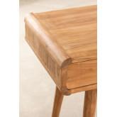Consolle in legno di teak Menfis, immagine in miniatura 5