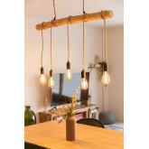 Lampada da soffitto Silian Natural, immagine in miniatura 2