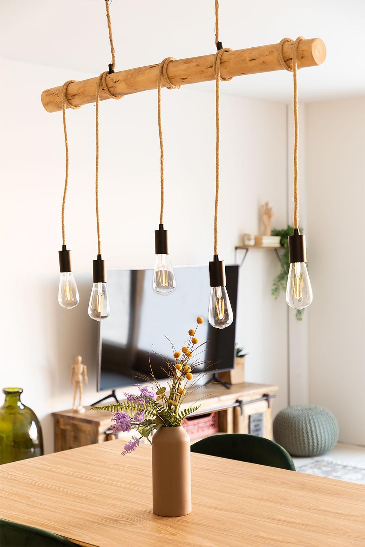 Lampada da soffitto Silian Natural, immagine della galleria 1