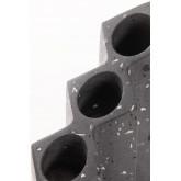 Portacandele in cemento Yotuel, immagine in miniatura 3