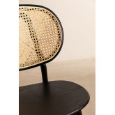 Sedia in legno di olmo Afri, immagine in miniatura 5