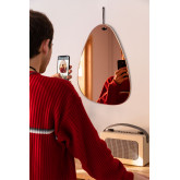Specchio da parete fumé Guillou, immagine in miniatura 2