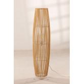 Lampada da terra in Bambù Khumo, immagine in miniatura 3