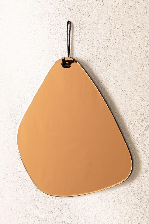 Specchio da parete affumicato Gatie , immagine della galleria 1
