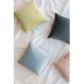 Cuscino quadrato in velluto (40 cm x40 cm) Sine, immagine in miniatura 6