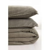 Federa per cuscino rettangolare in cotone (50x75 cm) Alaska, immagine in miniatura 2
