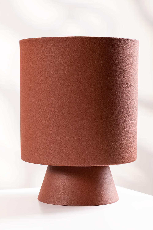 Vaso Zuri in metallo, immagine della galleria 1