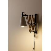 Lampada da parete allungabile Marby, immagine in miniatura 5