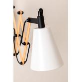 Lampada da parete allungabile Marby, immagine in miniatura 6