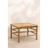 Tavolini Impilabili in bambù Jarvis, immagine in miniatura 4