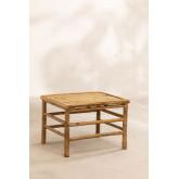 Tavolini Impilabili in bambù Jarvis, immagine in miniatura 5