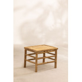 Tavolini Impilabili in bambù Jarvis, immagine in miniatura 6