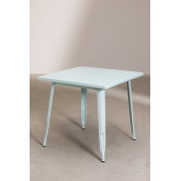 Set tavolo Lix Mate (80x80 cm) e 2 sedie da giardino Lix Mate, immagine in miniatura 3