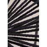 Tavolo Rotondo in corda  (Ø35 cm) Acapulco , immagine in miniatura 4