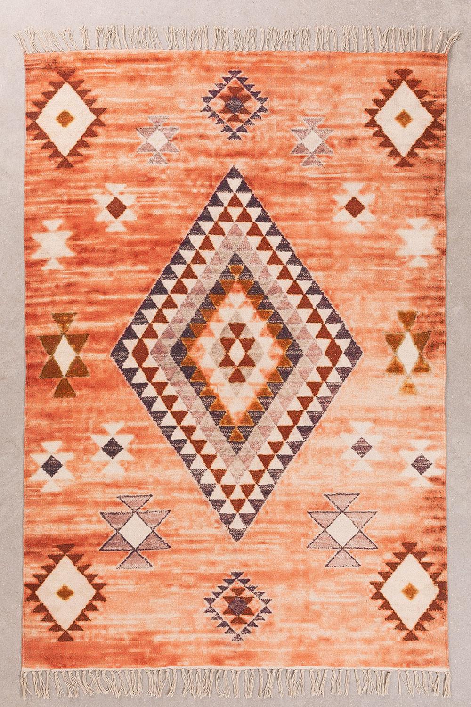 Tappeto in cotone Kinari, immagine della galleria 1