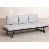Divano per esterni reclinabile Libanc, immagine in miniatura 4