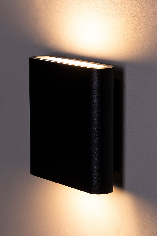 Lampada da parete a led per esterni Presy , immagine della galleria 1