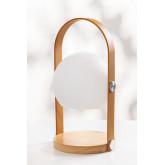 Lampada da tavolo LED per esterni Alop, immagine in miniatura 4
