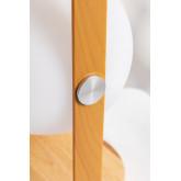 Lampada da tavolo LED per esterni Alop, immagine in miniatura 6